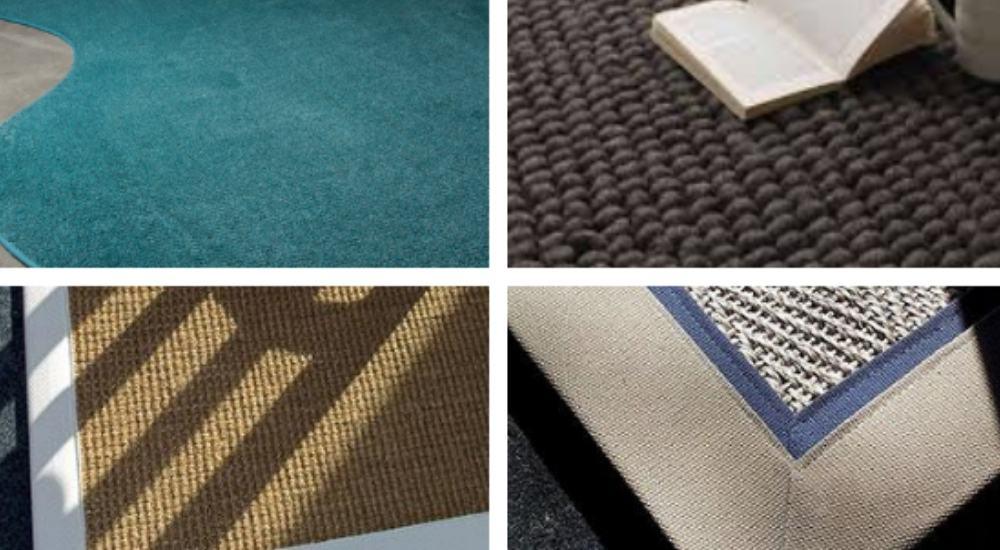 Bordature e tappeti personalizzati