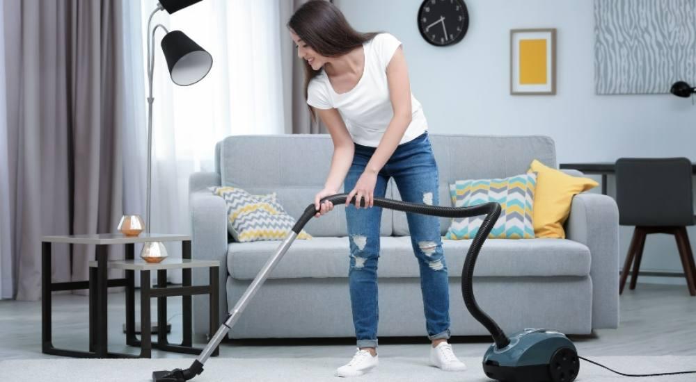 Passaggi per pulire il tappeto